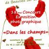 Concours «Dans les champs» de Beaulieu sur Loire